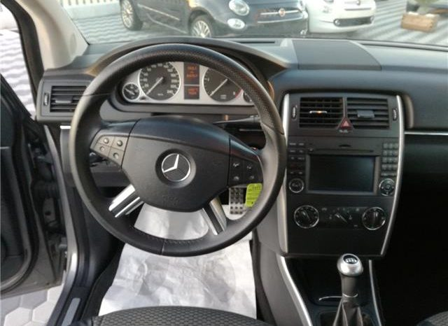 Mercedes-Benz B 180 CDI Sport Navy completo