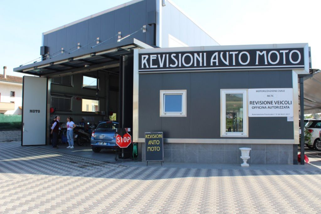 Centro Revisioni 6 - Garage Via Nova